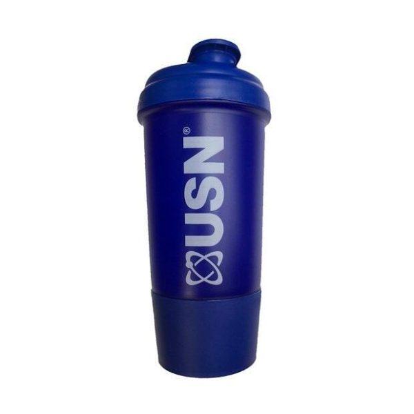 USN Shaker Bottle Blue