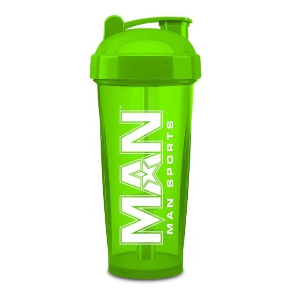 MAN Perfect Shaker by Performa, 700 ml Green