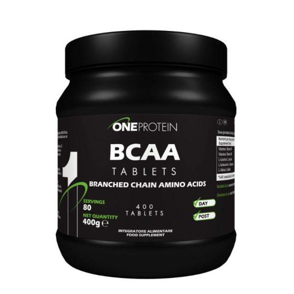 BCAA Tablets, 400 tabs