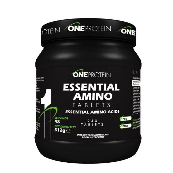 Essential Amino Tablets, 240 tabl
