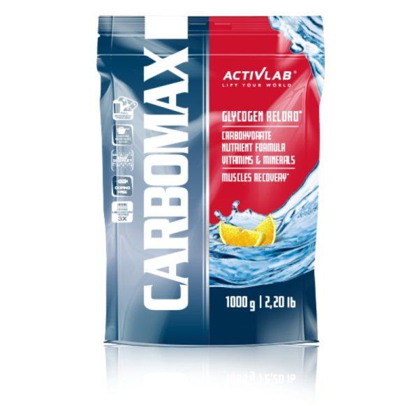 CarboMax Energy Power Dynamic (1000g) Lemon
