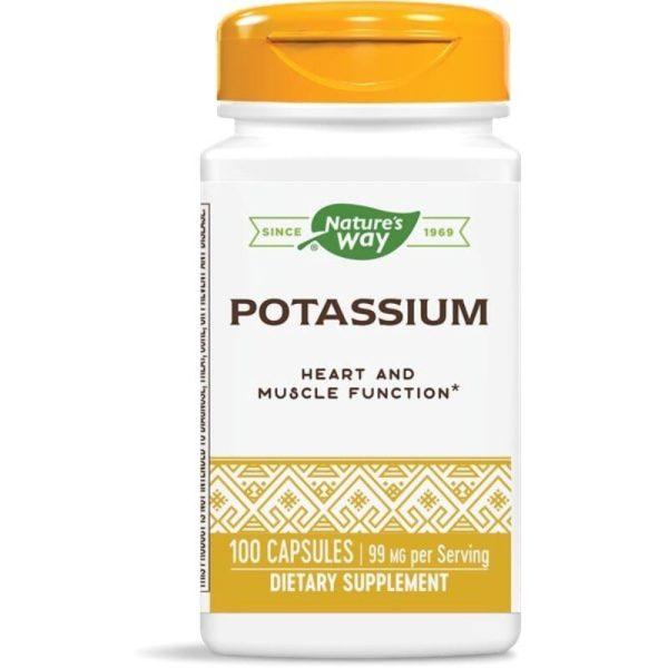 Potassium Citrate 99 mg , 100 Caps