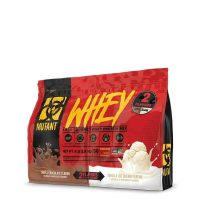 Mutant Whey Dual Chamber Bag (2x908 gram) Triple Chocolate & Vanilla Ice Cream