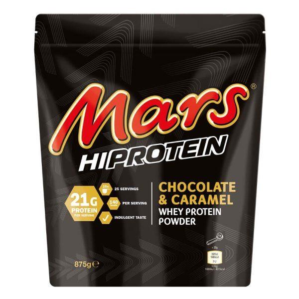 Mars Hi-Protein, 875 gram Chocolate Caramel