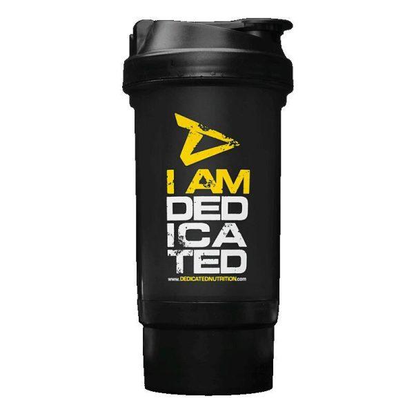"Shaker ""I am Dedicated"" 500 ml"