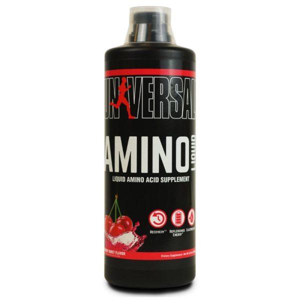 Amino Liquid (1000 ml) Cherry Burst
