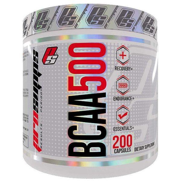 BCAA 500, 200 Caps