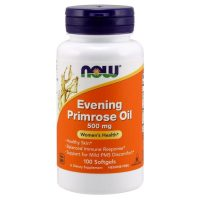 Evening Primrose Oil 500, 100 softgels