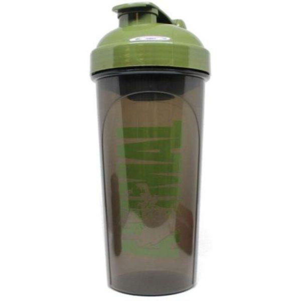 ANIMAL Military Green Whey Iconic Black Shaker