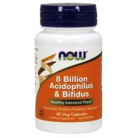 8 Billion Acidophilus & Bifidus, 120 Vcaps