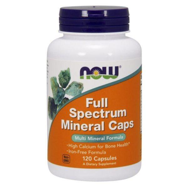 Full Spectrum Minerals - Iron Free (120 caps)