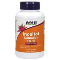 Inositol 500 mg 100 caps
