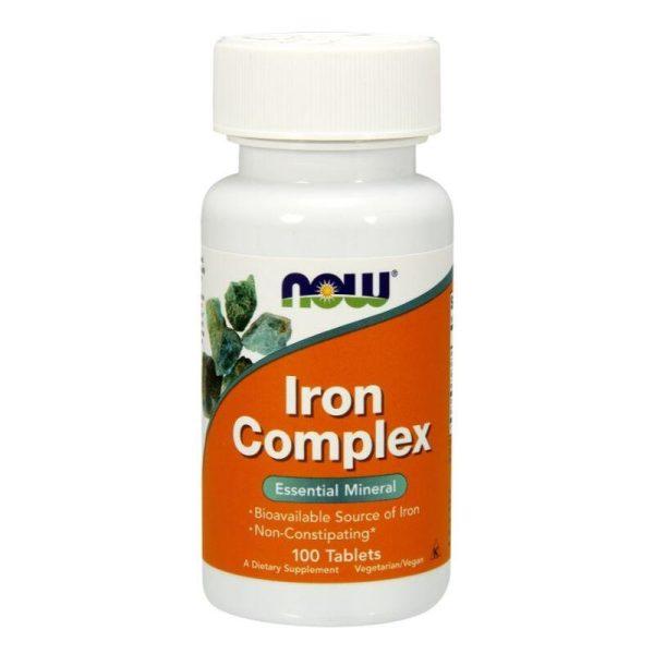 Iron Complex 100 tabs
