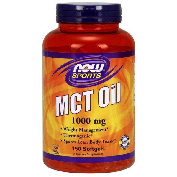 MCT Oil1000, 150 softgels