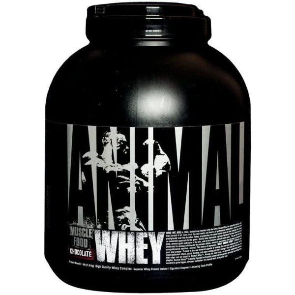 Animal Whey, 2270 Gram Chocolate