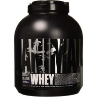 Animal Whey, 2270 Gram Vanilla