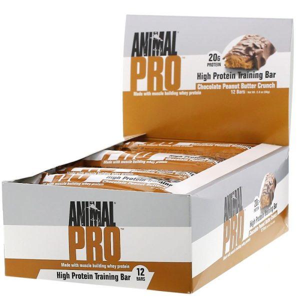 Animal Pro Bar (12x56 gr) Chocolate Peanut Crunch