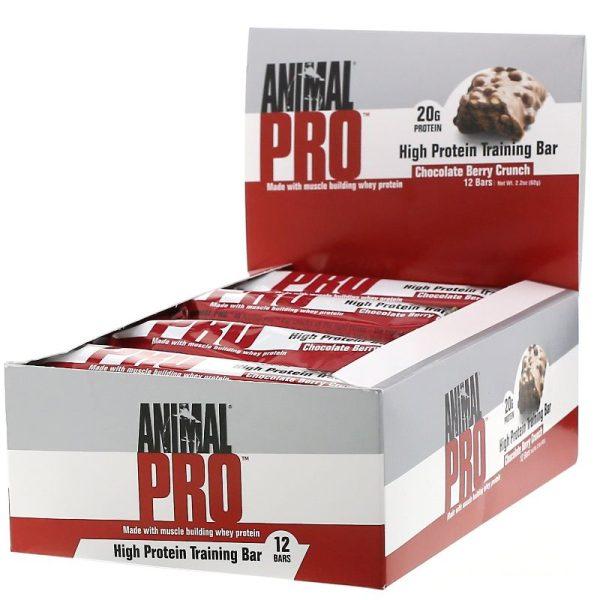 Animal Pro Bar (12x56 gr) Chocolate Berry Crunch