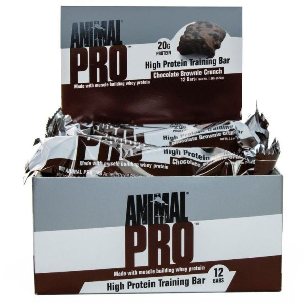 Animal Pro Bar (12x56 gr) Chocolate Brownie Crunch