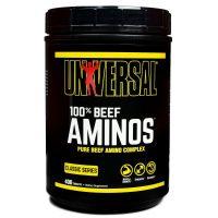 100% Beef Aminos (400 tabl)