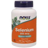 Selenium 200 mcg, 180 Vcaps