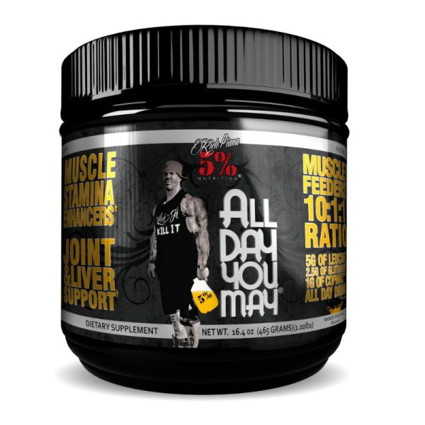 All Day You May 10:1:1 BCAA (30 doseringen) Mango Pineapple