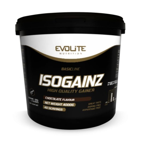 IsoGainz (4 kg) Chocolate