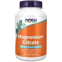Magnesium Citrate 400mg (240 Vcaps)