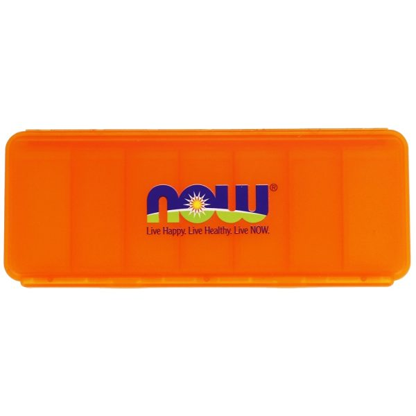 7 Day Pill Case Front