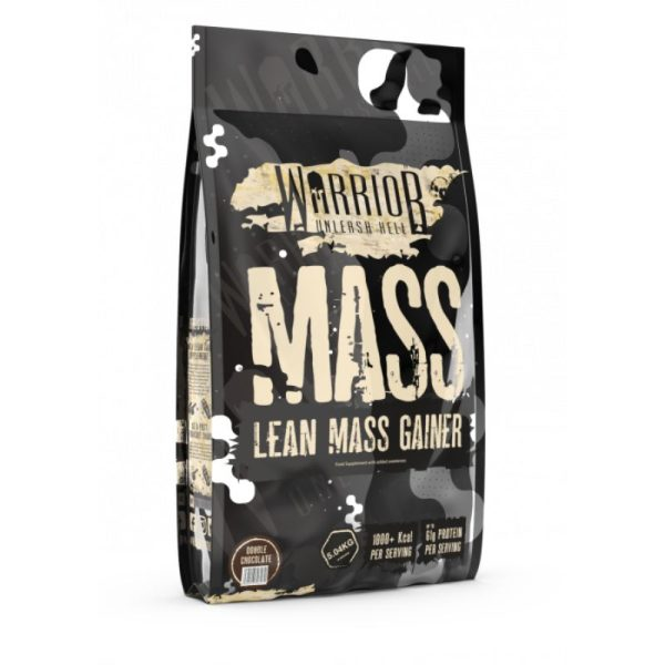 Mass Lean Mass Gainer (5kg) Double Chocolate