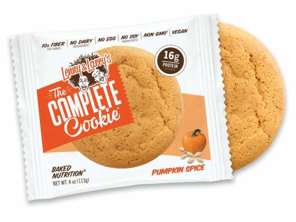 The Complete Cookie® (12x113g) Pumpkin Spice