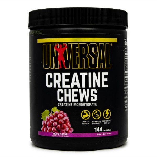 Creatine Chews (144 chews) Grape