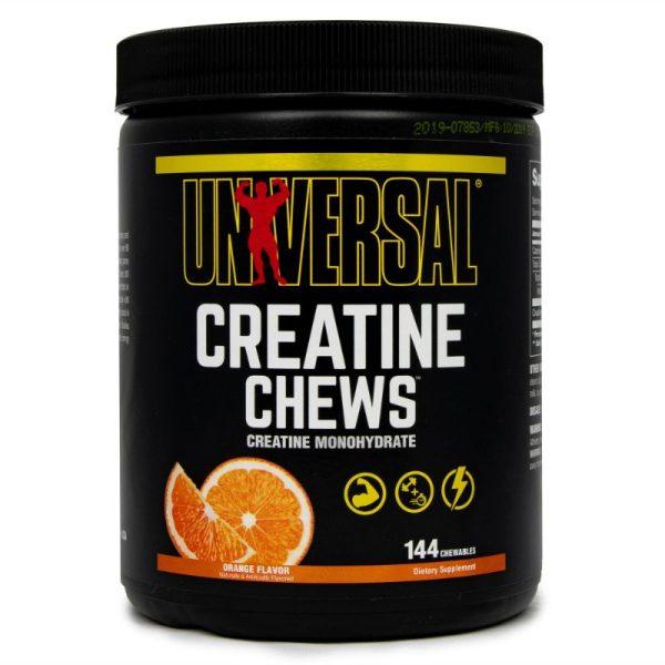 Creatine Chews (144 chews) Orange