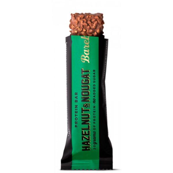 Protein Bars (12x55 gr) Hazelnut Nougat