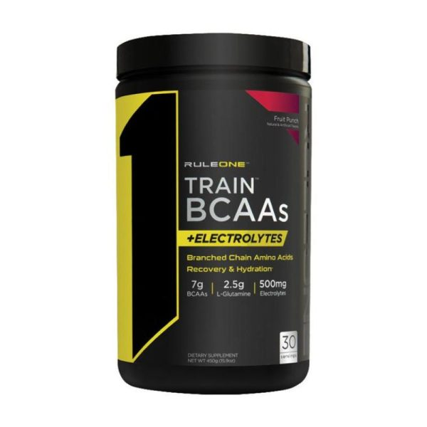 R1 Train BCAA's (30 servings) Fruit Punch