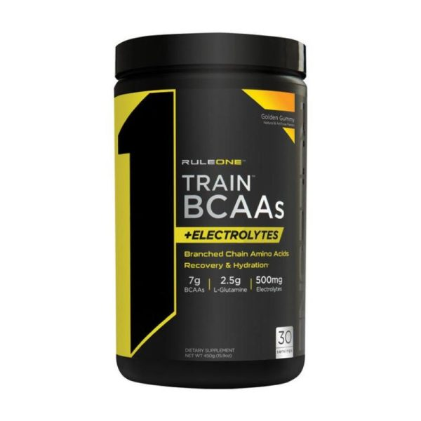 R1 Train BCAA's (30 servings) Golden Gummy