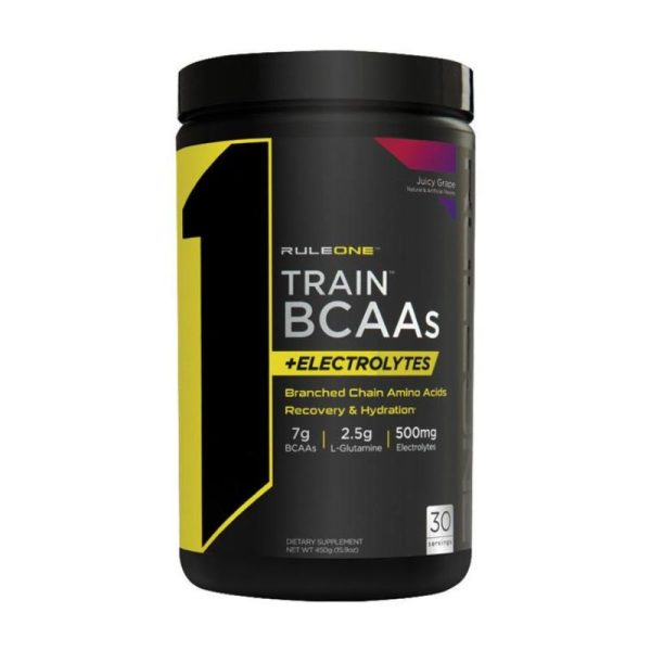 R1 Train BCAA's (30 servings) Juicy Grape