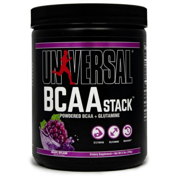 BCAA Stack, 25 servings Grape