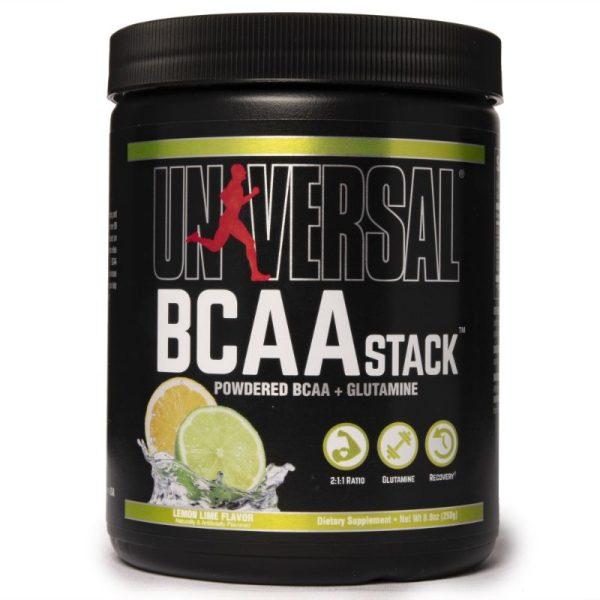 BCAA Stack, 25 servings lemon