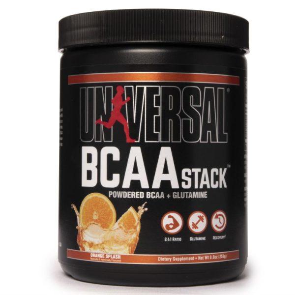 BCAA Stack, 25 servings Orange