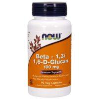 Beta 1,3 / 1,6-D-Glucan 100 mg (90 Vcaps)