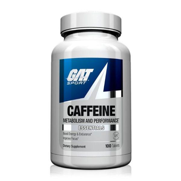 GAT Cafeïne (100 tabs)