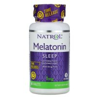 Melatonin Time Released, 1 mg (90 tabs)