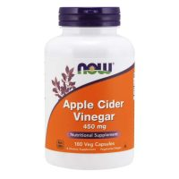 Apple Cider Vinegar 450mg, (180 vcaps)