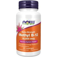 Methyl B-12 Extra Strength 10000 mcg (60 Chews)