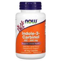 Indole-3-Carbinol 200mg (60 Veg Caps)