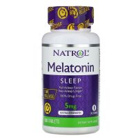 Melatonin Time Released Extra Strength, 5 mg (100 tabs)