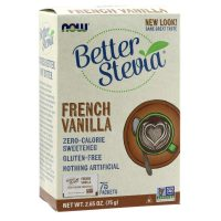 BetterStevia® French Vanilla (75 Packets)