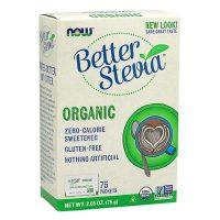 Better Stevia Organic (75 Packets)