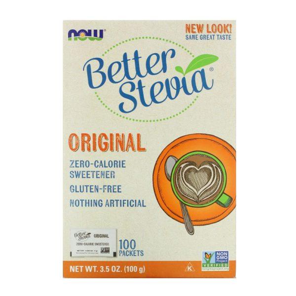 Better Stevia Original Box